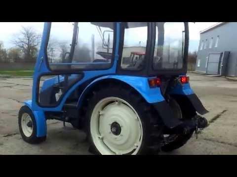 Минитрактор Белорус 132Н Технические характеристики