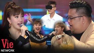 """Thanh Duy & Mạc Văn Khoa Xúc Động Khi Nghe Bảo Thy Hát Lại """"Please Tell Me Why"""" Ký Ức Vui Vẻ Mùa 2"""