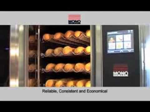 MONO Equipment's NEW Energy Efficient Oven For The Perfect Bake
