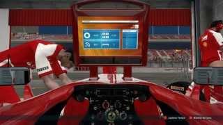 Formula 1 2013 : Espanha Q1 , Q2 e Q3 #10