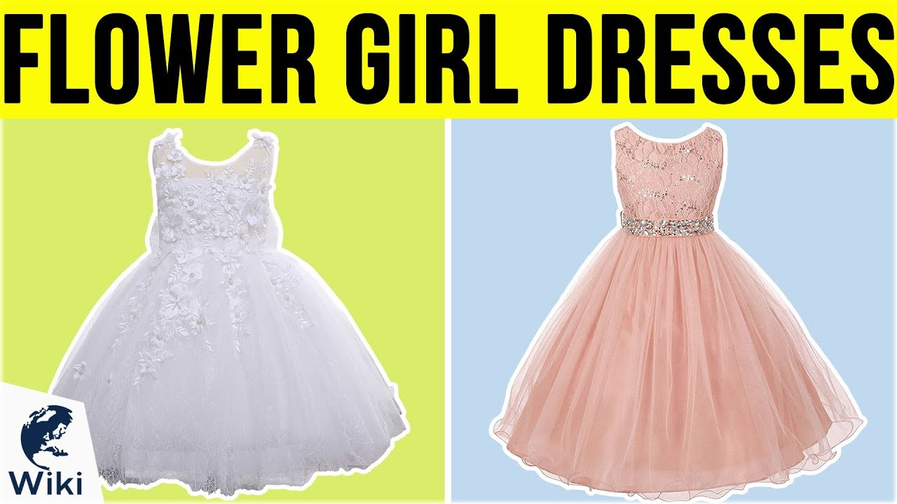 excellent quality new design exclusive deals 10 Best Flower Girl Dresses 2019