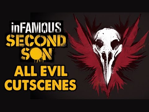 inFamous: Second Son Gameplay Walkthrough Movie - All ...