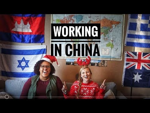 WORKING, TEACHING, LIVING IN CHINA | WHAT IS IT REALLY LIKE???