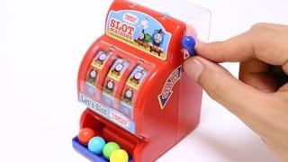 Miniature Gumball Slot Machine