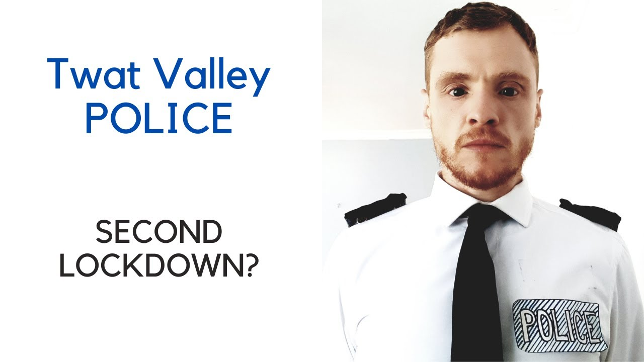 Update from the constabulary regarding imminent second national lockdown.