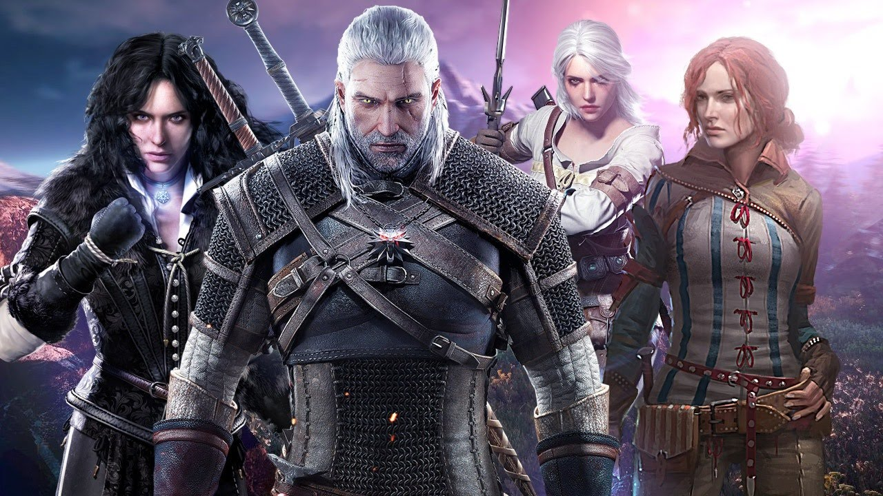 How PC <b>Cheat Codes</b> Work in The <b>Witcher 3</b> - YouTube