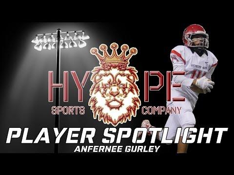 Player Spotlight: Anfernee Gurley   Archbishop Murphy High School Football Highlights
