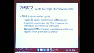 MAB - Mercado Alternativo Bursatil
