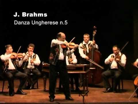 J. Brahms Danze Ungheresi n.5/6 - Antal Szalai, Orchestra Tzigana di Budapest