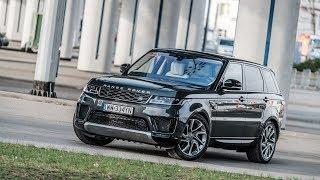 Range Rover Sport Plug in Hybrid PHEV test PL Pertyn Ględzi