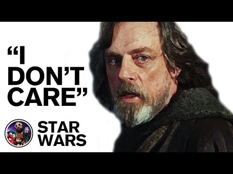 Mark Hamill On Star Wars
