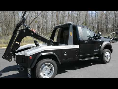 Big Wrecker Power For Recovery & Tow