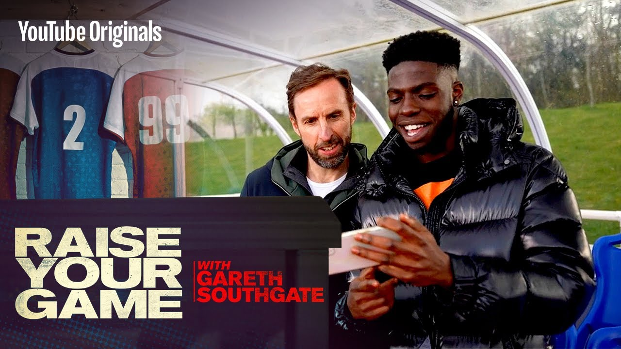 I Played A CRAZY English Football Match - AND SCORED! | Raise Your Game with Gareth Southgate