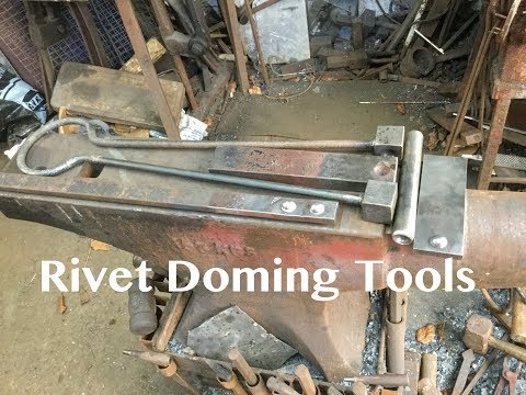 Rivet Doming Tools