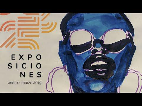 Video Ciclo de exposiciones enero - marzo 2019