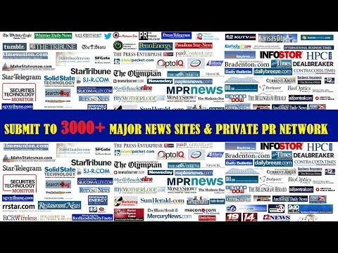 Media Publicity Generator Review ◄►Media Publicity Generator Demo