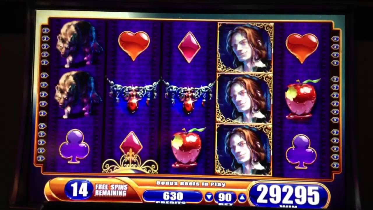 Vampire Slot Machine