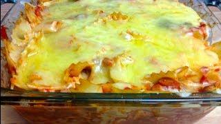 Pizza Pasta Bake - Todd's Kitchen