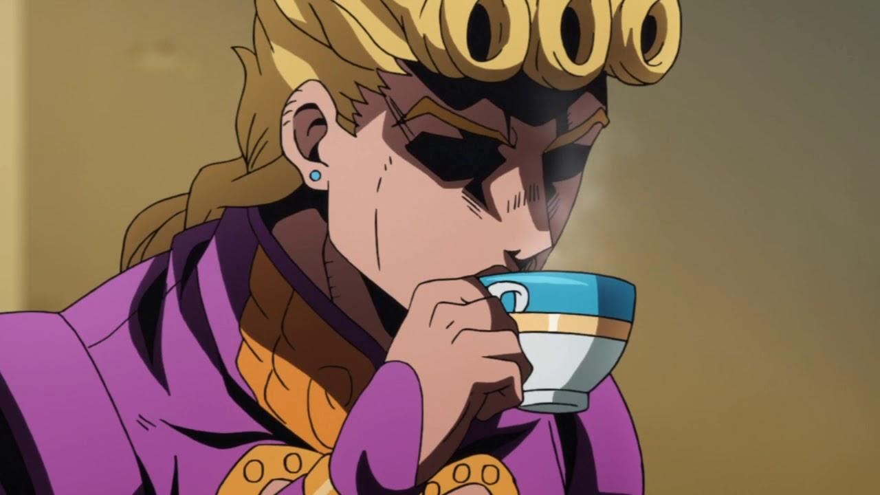 Resultado de imagem para giorno drinking tea