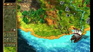 Settlers 4 - The Mayan Campaign - Mission 01 - Shores of Gold - 01