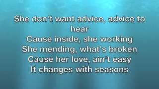Sweet Thing - Change of Seasons (Lyrics)