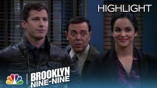 The TV And Cake Type Of Parents | Season 4 Ep. 16 | BROOKLYN NINE-NINE