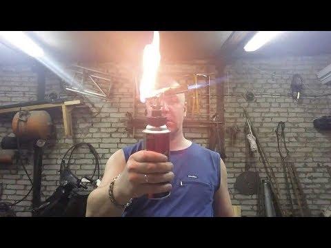 Ремонт газовой горелки для балончиков