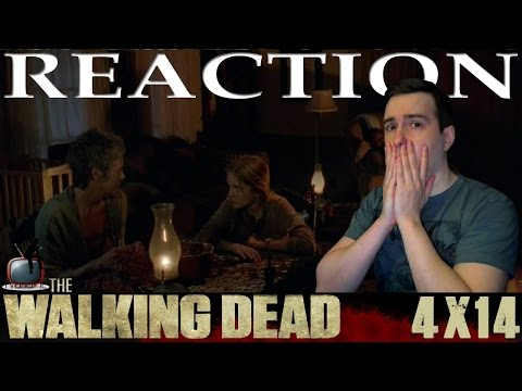The Walking Dead S04E14 'The Grove' Reaction / Review