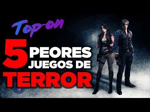 Top-On – 5 peores juegos de terror