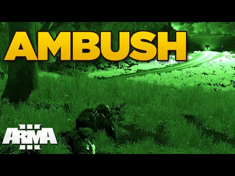 The AMBUSH [1 Life only] | ARMA 3 Apex - TANOA