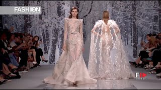 ZIAD NAKAD Fall 2017 Haute Couture Paris - Fashion Channel