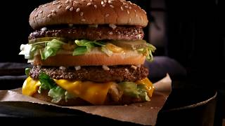 McDonalds Grand Big Mac TV Commercial