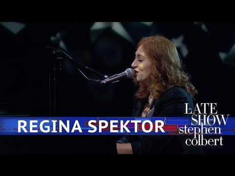 Regina Spektor Performs 'Samson' Mp3
