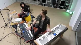 Video Calvin Harris - Blame ft. John Newman - Cover Overdriver Duo download MP3, 3GP, MP4, WEBM, AVI, FLV Desember 2017