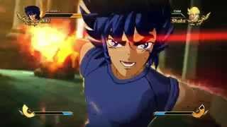 Saint Seiya Soldier's Soul: Sanctuary Chapter walkthrough Part 8 [PS4] (English)