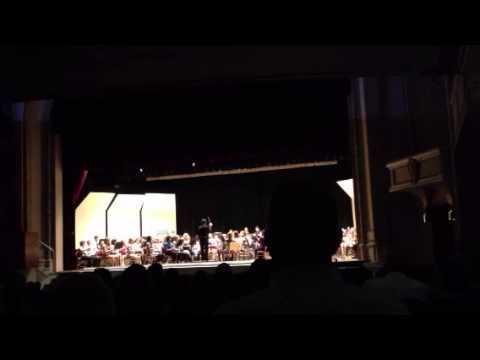 EKU Middle School Honor Band