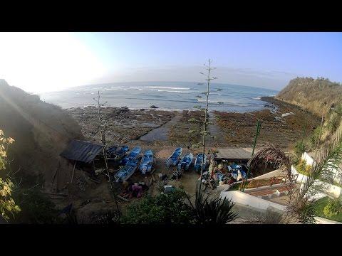 Viaje a La Rinconada - Playa de Ecuador - Reel de Sony Action Cam