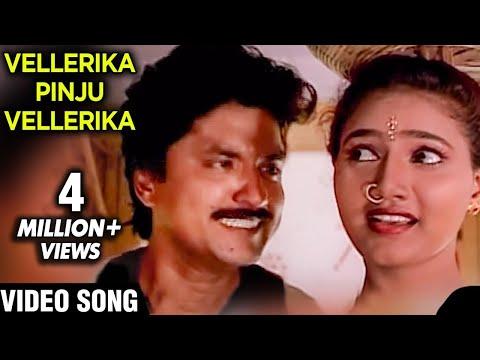 Vellerikka Pinju Vellerikka - Video Song | Kadhal Kottai | Ajith, Devayani, Heera | Tamil Songs