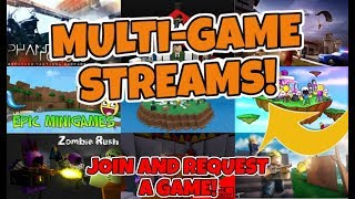 🔴Roblox Livestream l🔥PLAYING JAILBREAK & MORE🔥l PLAYING WITH FANS l COME JOIN l