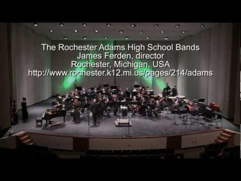Peter Gunn (1958) by Henry Mancini (1924-1994) - AHS Jazz Ensemble - 720p - May 17, 2012.mp4