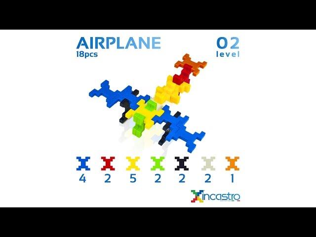 INCASTRO | Level 2 | Airplane