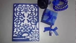 Сватба в кралско синьо- Svatbalux.com