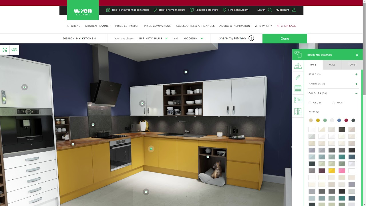 kitchen visualization tool mobile trailer panoramic 360 cg visualizer youtube