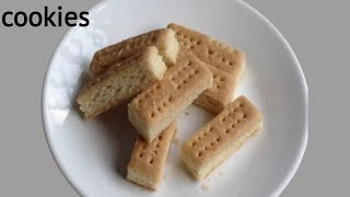 How to make delicious buttery crunchy and light shortbread cookies|| Lalithas kitchen tamil