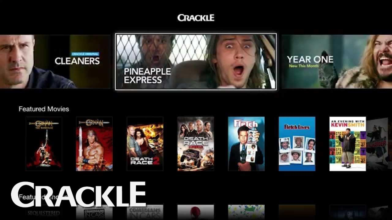 sony crackle apple tv app