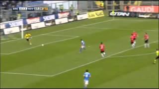 Sintesi Sky sport  SerieBwin: Brescia-Novara 1-1