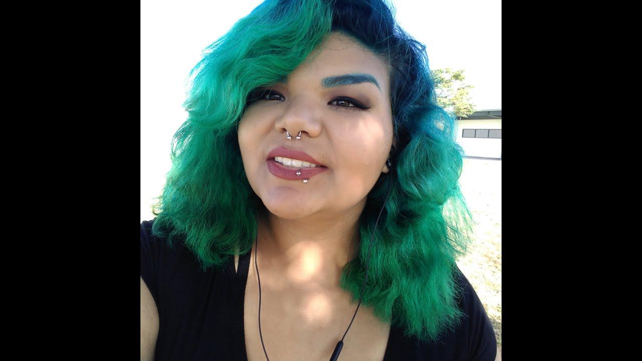 цвет ирис волос фото