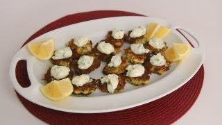 Mini Crab Cakes Recipe - Laura Vitale - Laura In The Kitchen Episode 513
