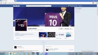 créer une page j'aime sur facebook