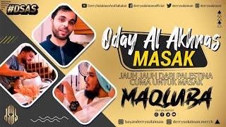 Download Lagu JAUH JAUH DARI PALESTINA CUMA UNTUK MASAK MAQLUBA mp3